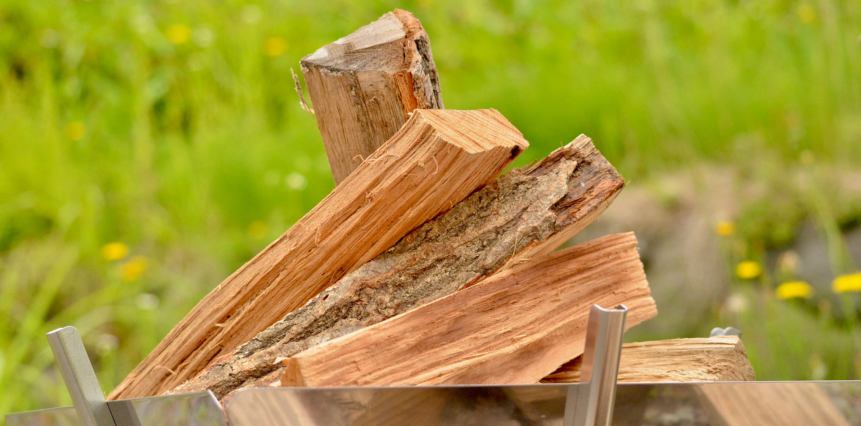 メヤマキの薪
